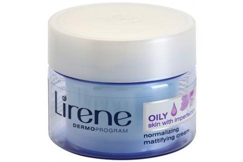 Lirene Healthy Skin+ Oily Skin normalizáló és mattító nappali és éjszakai krém a bőrhibákra  50 ml Nappali krémek