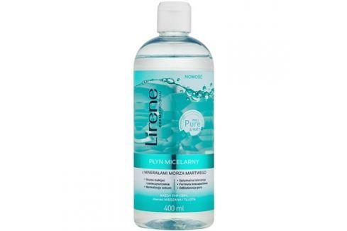 Lirene Micel Pure Matt micelláris víz Holt-tenger ásványaival  400 ml Arclemosók