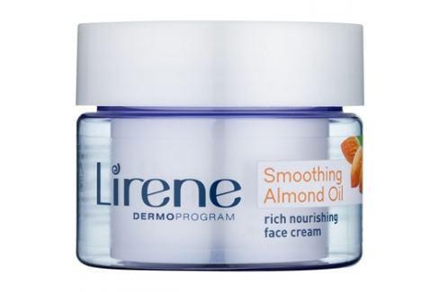 Lirene Moisture & Nourishment bőrlágyító és tápláló krém mandulaolajjal  50 ml Nappali krémek