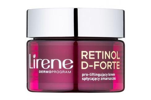 Lirene Retinol D-Forte 50+ ráncellenes nappali krém lifting hatással  50 ml Nappali krémek