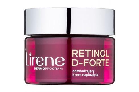 Lirene Retinol D-Forte 60+ fiatalító nappali krém a bőr feszességéért  50 ml Nappali krémek