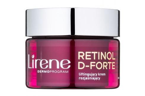 Lirene Retinol D-Forte 70+ élénkítő nappali krém lifting hatással  50 ml lifting ápolás