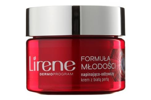 Lirene Youthful Formula 55+ feltöltő krém tápláló hatással SPF 15  50 ml Nappali krémek
