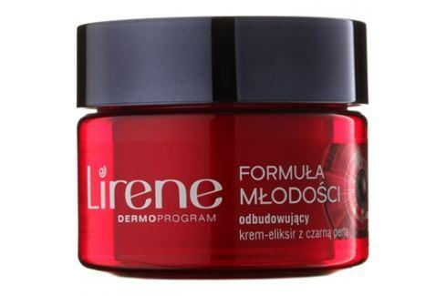 Lirene Youthful Formula 65+ éjszakai intenzív regeneráló krém  50 ml Éjszakai krémek