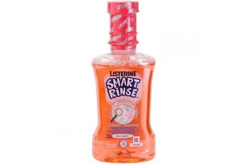 Listerine Smart Rinse Mild Berry szájvíz gyermekeknek  250 ml Szájvizek