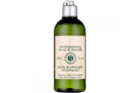 L'Occitane Aromachologie sampon a haj megerősítésére  300 ml Parfümök