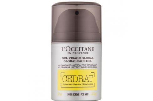 L'Occitane Cedrat mattító gél hidratáló hatással  50 ml Nappali ápolás