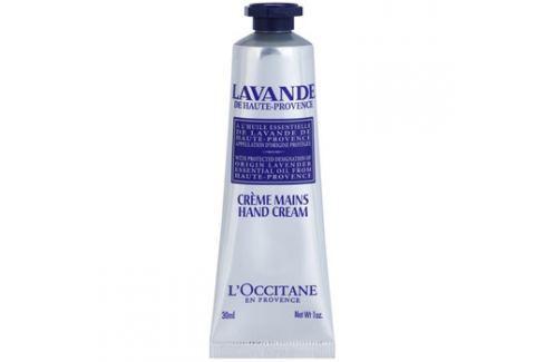L'Occitane Lavande kéz- és körömápoló krém bambusszal  30 ml 050 vastagságú szettek