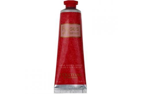 L'Occitane Rose kézkrém rózsa illattal  30 ml 050 vastagságú szettek
