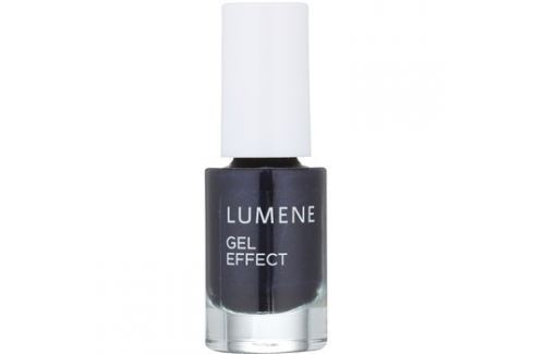 Lumene Gel Effect körömlakk árnyalat 05 Lummenne Lake 5 ml Körömlakkok