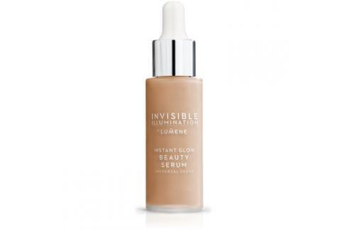 Lumene Invisible Illumination azonnali bőrélénkítő szérum - make-up minden bőrtípusra árnyalat Universal Medium 30 ml up