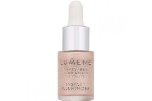 Lumene Invisible Illumination bőrvilágosító az arcra és szemkörüli területekre Midnight Sun 15 ml Highlighterek