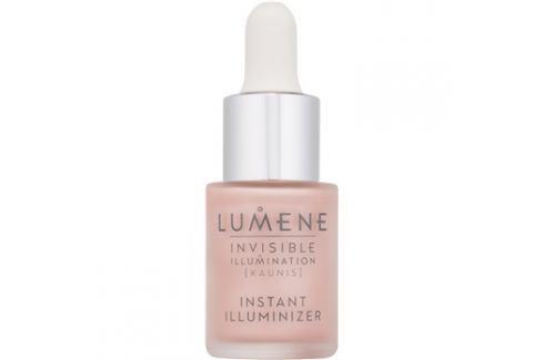 Lumene Invisible Illumination bőrvilágosító az arcra és szemkörüli területekre Rosy Dawn 15 ml Highlighterek
