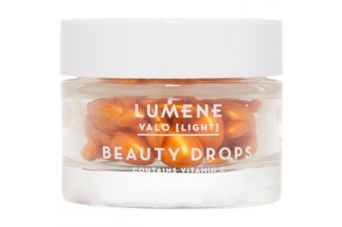 Lumene Valo [Light] bőrápoló kapszula szérum  28 db arc szérumok