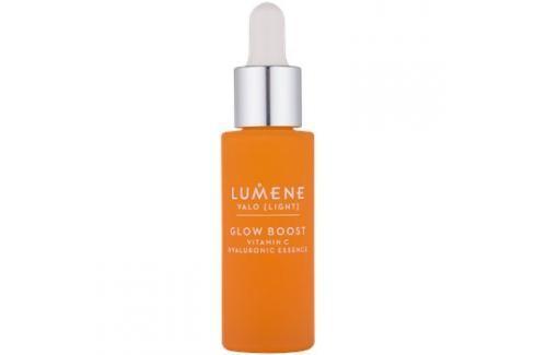 Lumene Valo [Light] élénkítő tápláló arcvíz hialuronsavval  30 ml arc szérumok