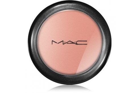 MAC Powder Blush arcpirosító árnyalat Melba  6 g Arcpír