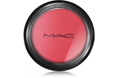 MAC Powder Blush arcpirosító árnyalat Frankly Scarlet  6 g Arcpír
