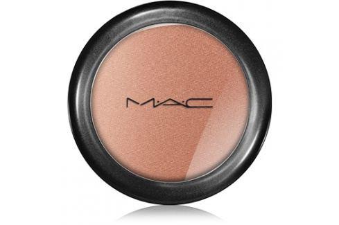 MAC Sheertone Shimmer Blush arcpirosító árnyalat Sweet as Cocoa  6 g Arcpír