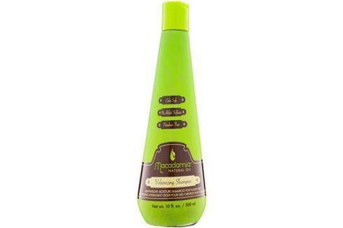 Macadamia Natural Oil Care könnyű hidratáló sampon dús hatásért szilikonmentes és szulfátmentes  300 ml Parfümök