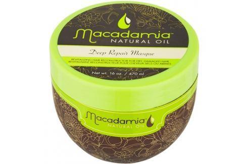 Macadamia Natural Oil Care maszk száraz és sérült hajra  470 ml Hajmaszkok