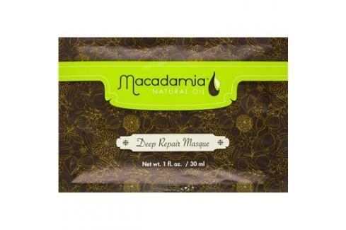 Macadamia Natural Oil Care maszk száraz és sérült hajra  30 ml Hajmaszkok