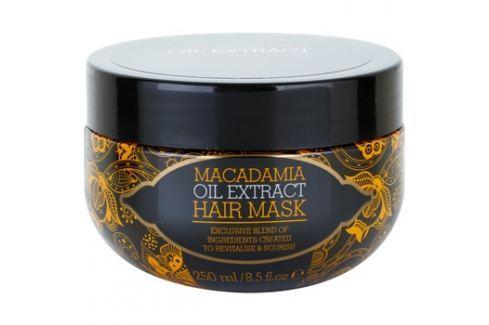 Macadamia Oil Extract Exclusive tápláló hajmaszk minden hajtípusra  250 ml Hajmaszkok