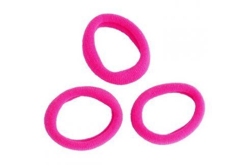 Magnum Hair Fashion hajgumi Pink 3 db Haj kiegészítők