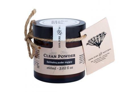 Make Me BIO Cleansing finoman tisztító púder Érzékeny, bőrpírra hajlamos bőrre  60 ml tisztító habok