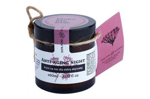 Make Me BIO Face Care Anti-aging éjszakai krém érett bőrre  60 ml Éjszakai krémek