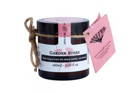 Make Me BIO Face Care Garden Roses hidratáló krém száraz és érzékeny bőrre  60 ml Nappali krémek