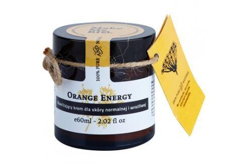 Make Me BIO Face Care Orange Energy hidratáló krém normál és érzékeny bőrre  60 ml Nappali krémek