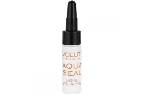 Makeup Revolution Aqua Seal szemhéjfesték és sminkalap fixáló 2in1  5,5 ml szemhéjfesték bázis