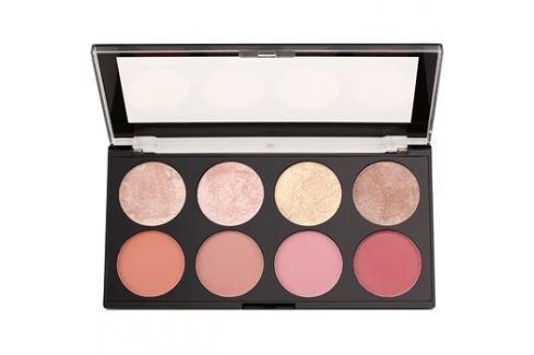 Makeup Revolution Blush arcpirosító paletta árnyalat Blush Goddess 13 g Arcpirosítók