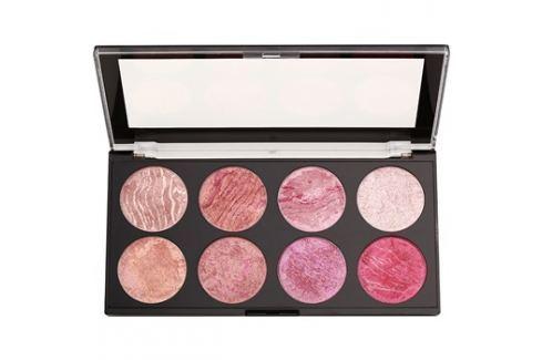Makeup Revolution Blush arcpirosító paletta árnyalat Blush Queen 13 g Arcpirosítók