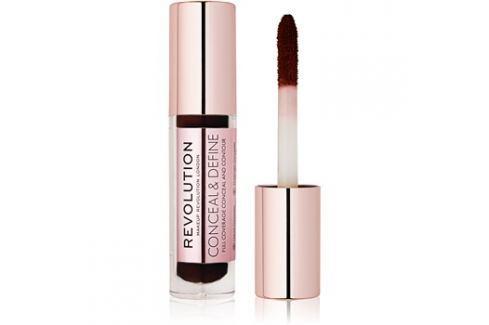 Makeup Revolution Conceal & Define folyékony korrektor árnyalat C18 3,4 ml Korrektorok