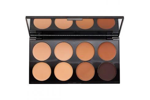 Makeup Revolution Cover & Conceal korrektor paletta árnyalat Medium - Dark 10 g Korrektorok