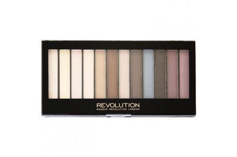 Makeup Revolution Essential Mattes szemhéjfesték paletták  14 g Szemhéjfestékek