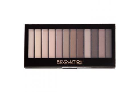 Makeup Revolution Essential Mattes 2 szemhéjfesték paletták  14 g Szemhéjfestékek