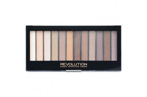 Makeup Revolution Essential Shimmers szemhéjfesték paletták  14 g Szemhéjfestékek