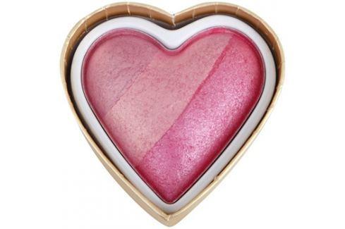 Makeup Revolution I ♥ Makeup Blushing Hearts arcpirosító árnyalat Blushing Heart 10 g Arcpír