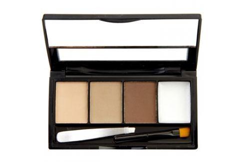 Makeup Revolution I ♥ Makeup Brows Kit szett a szemöldökre árnyalat Fairest Of Them All 3 g szemöldökceruza