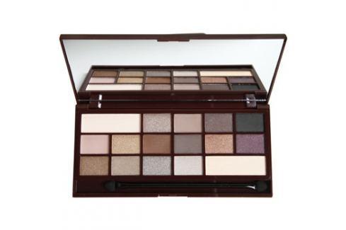 Makeup Revolution I ♥ Makeup Death By Chocolate szemhéjfesték paletták  22 g Szemhéjfestékek