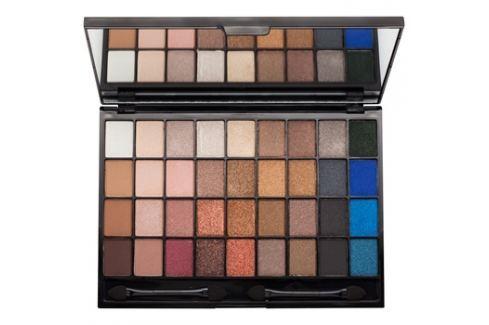 Makeup Revolution I ♥ Makeup Explicit Content szemhéjfesték paletták tükörrel és aplikátorral  28 g Szemek