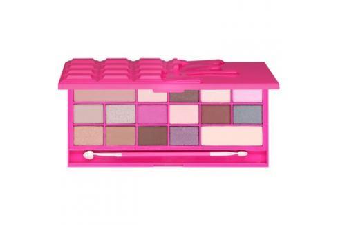 Makeup Revolution I ♥ Makeup Chocolate Love szemhéjfesték paletták  22 g Szemek