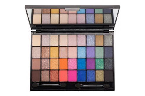Makeup Revolution I ♥ Makeup Makeup Geek szemhéjfesték paletták tükörrel és aplikátorral  28 g Szemek