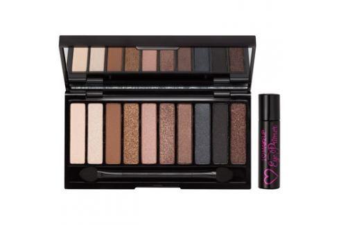 Makeup Revolution I ♥ Makeup Selfie szemhéjfesték paletta + alapozó bázis  9 g Szemek