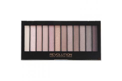 Makeup Revolution Iconic 3 szemhéjfesték paletták  14 g Szemhéjfestékek