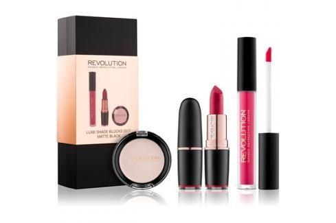 Makeup Revolution Luxe Shade Blocks kozmetika szett I. kiütések ellen