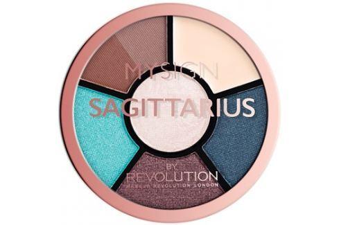 Makeup Revolution My Sign szemhéjfesték paletta árnyalat Sagittarius  4,6 g Szemek