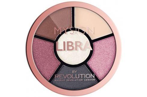 Makeup Revolution My Sign szemhéjfesték paletta árnyalat Libra  4,6 g Szemek